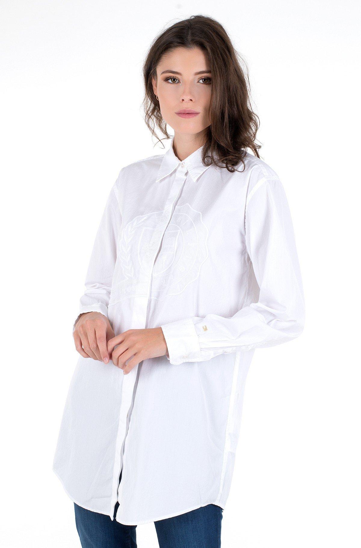 Marškiniai ICON TEDDY SHIRT LS W5-full-1