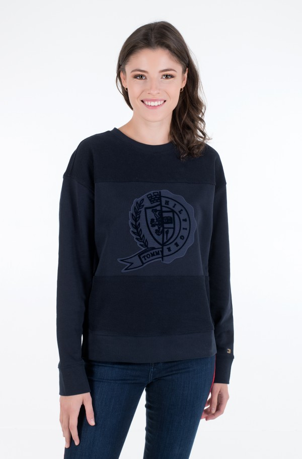 ICON REG C-NK GRAPHIC SWEATSHIRT