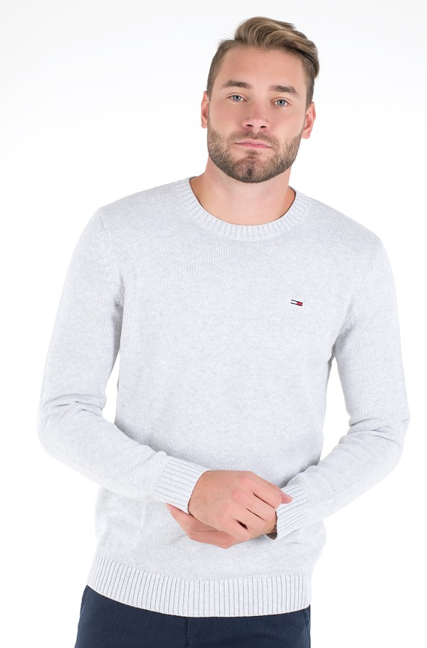 TJM ESSENTIAL CREW NECK SWEATER