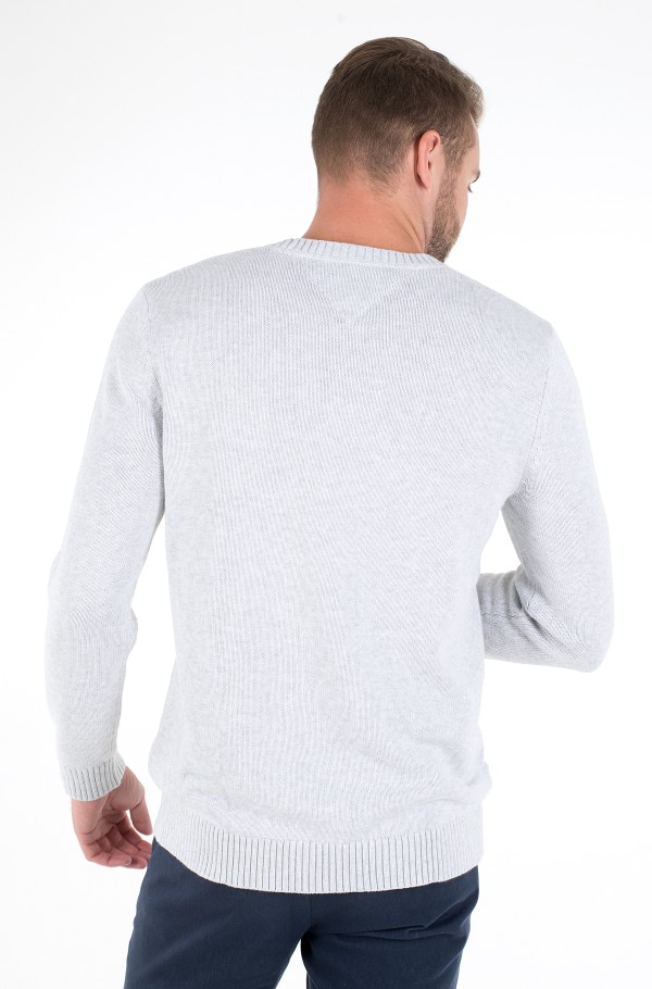 TJM ESSENTIAL CREW NECK SWEATER-hover