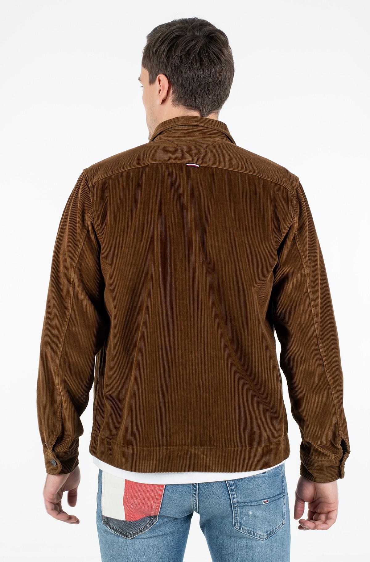 Velvetiniai marškiniai CORDUROY OVERSHIRT-full-5