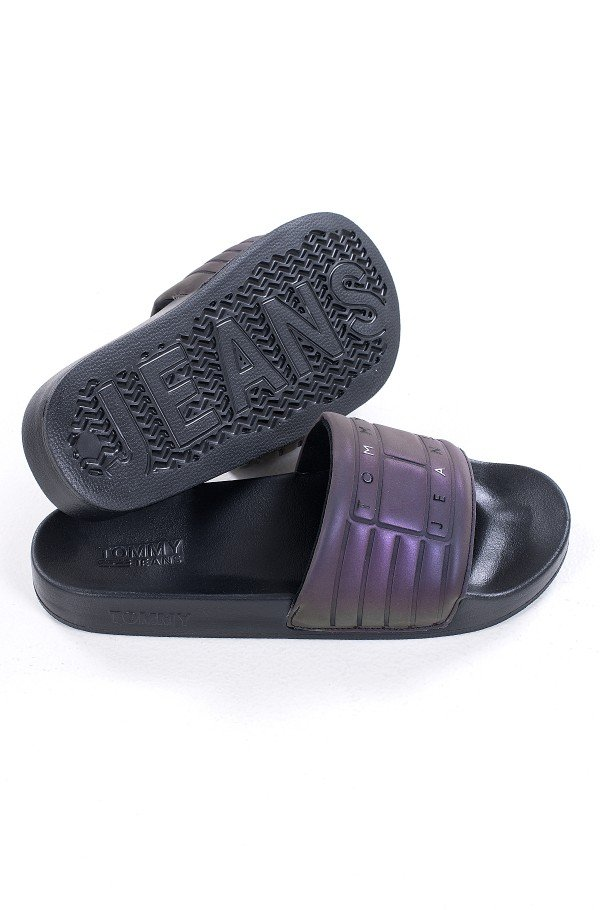 FLASH IT TOMMY JEANS POOLSLIDE-hover