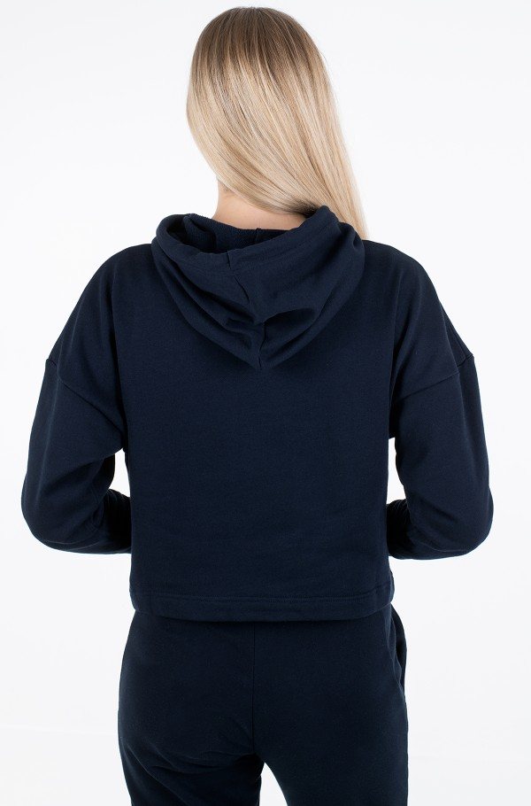 CROPPED HOODY-hover