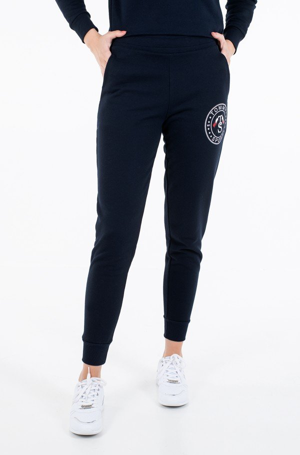 CUFF  FLEECE GRAPHIC JOGGER