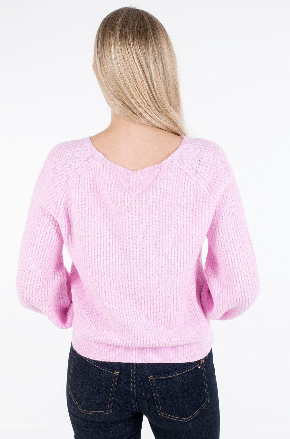 Sweater TJW SLEEVE DETAIL LOGO SWEATER-full-3