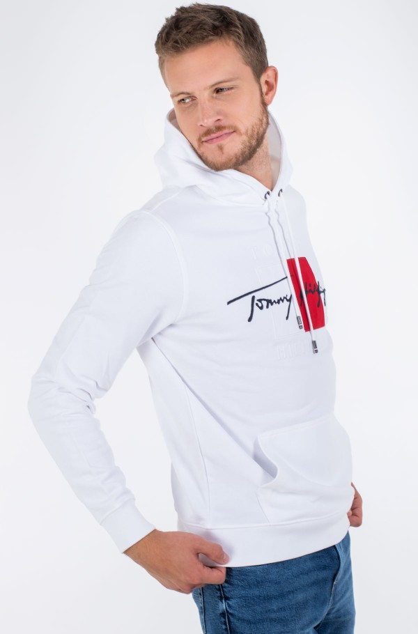 SIGNATURE ARTWORK HOODY