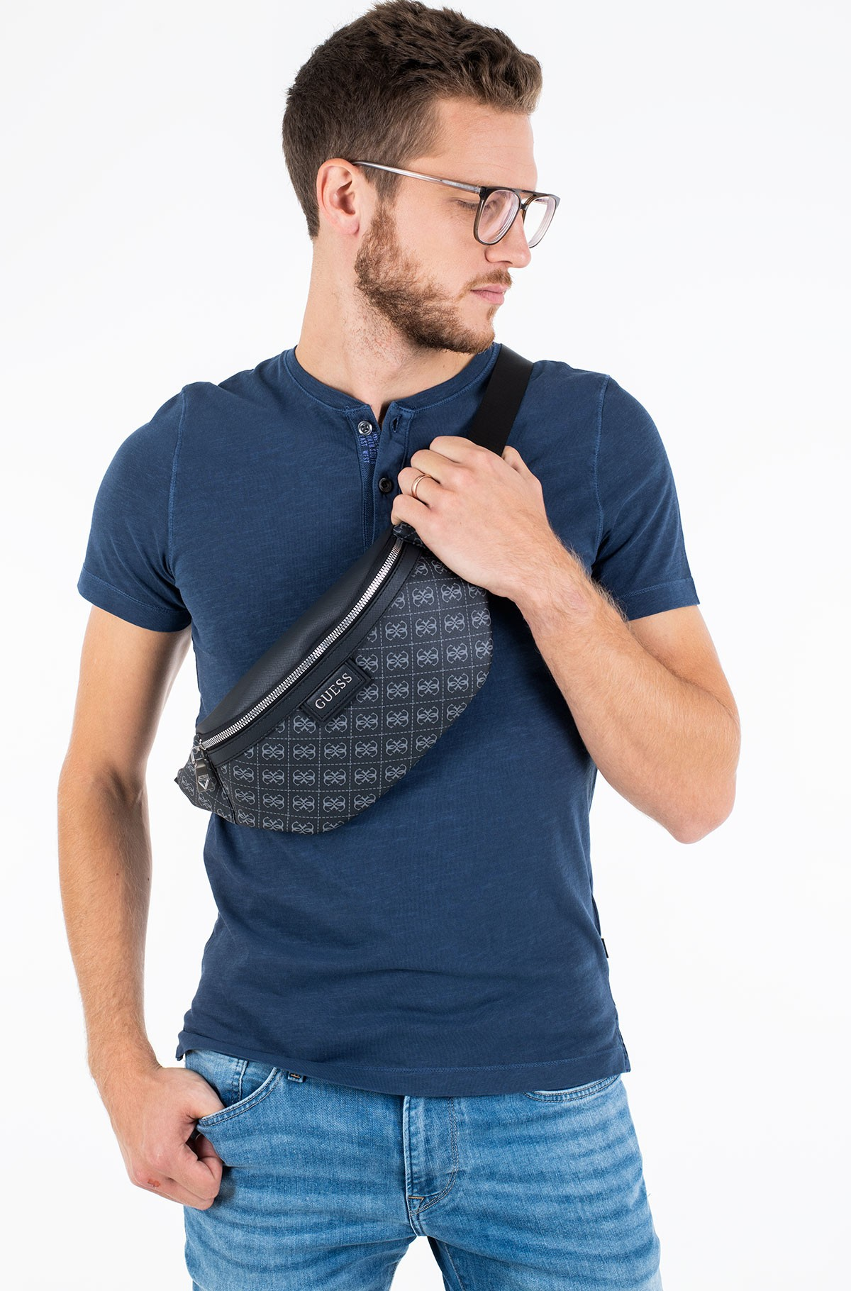 Waist bag/shoulder bag HMDANL P0330-full-1