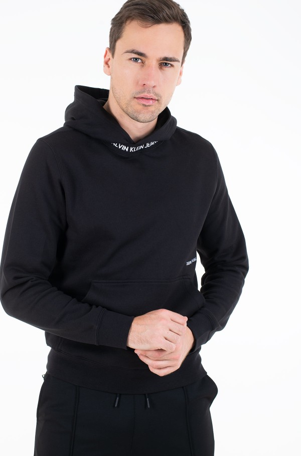 SUBTLE INSTITUTIONAL LOGO HOODIE