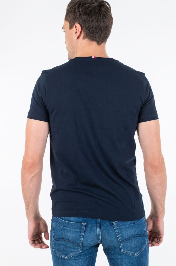 COLOUR BLOCK TEE-hover