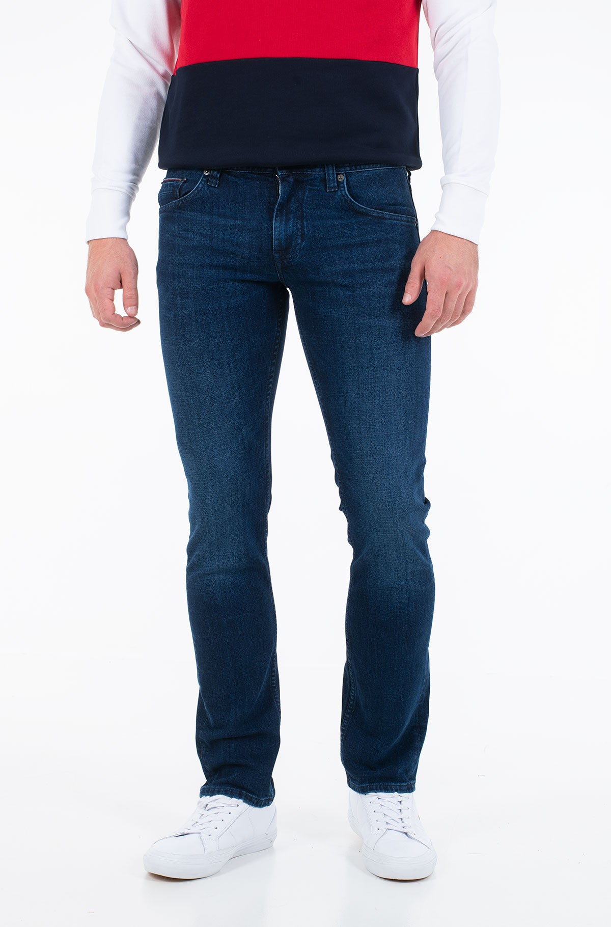 Jeans STRAIGHT DENTON BRIDGER INDIGO-full-1