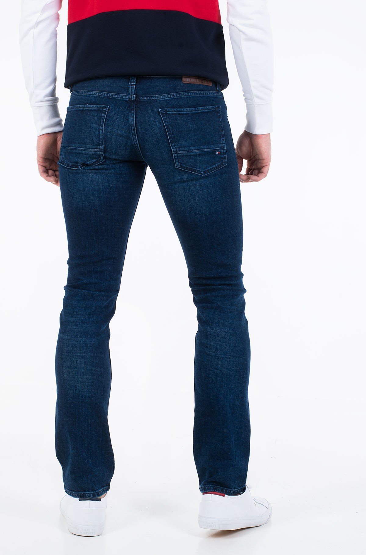 Jeans STRAIGHT DENTON BRIDGER INDIGO-full-2