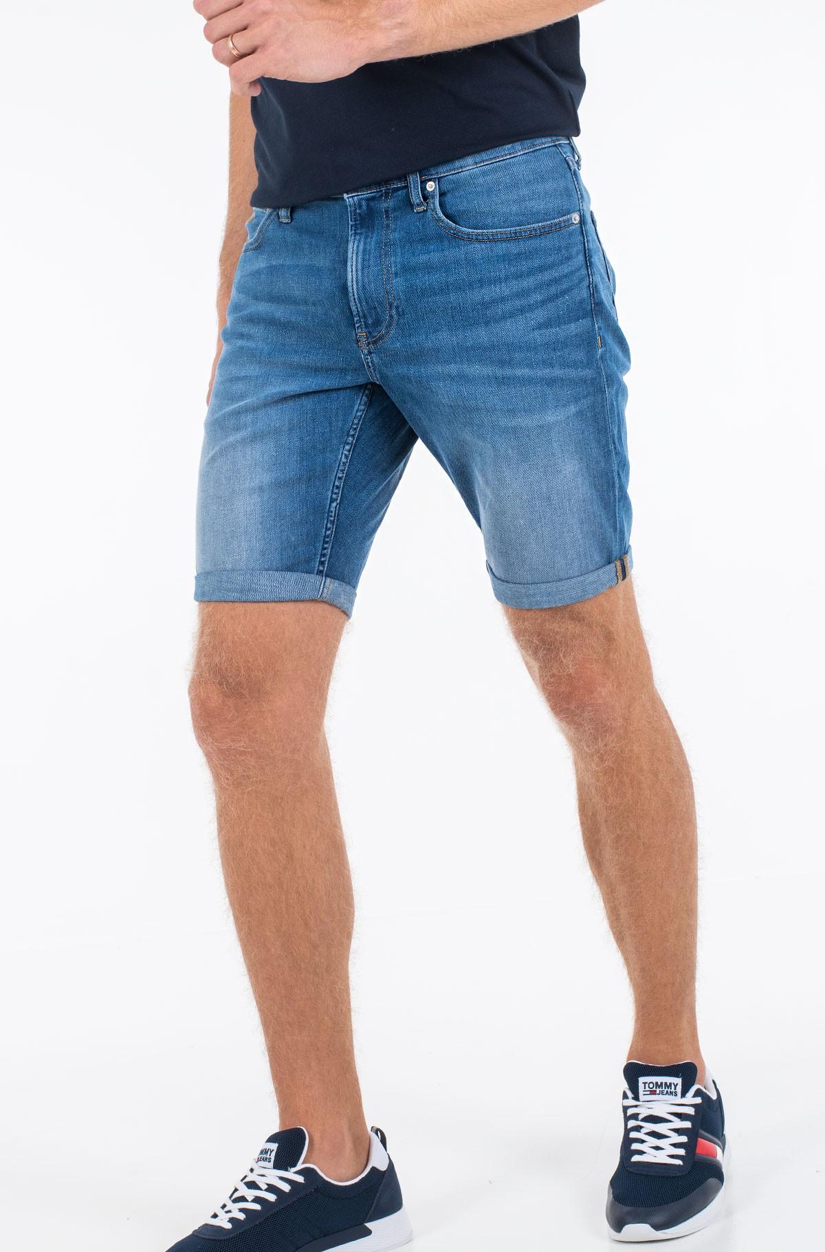 Džinsiniai šortai REGULAR SHORT-full-1