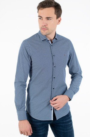 Shirt MICRO PRINT CLASSIC SLIM SHIRT-1