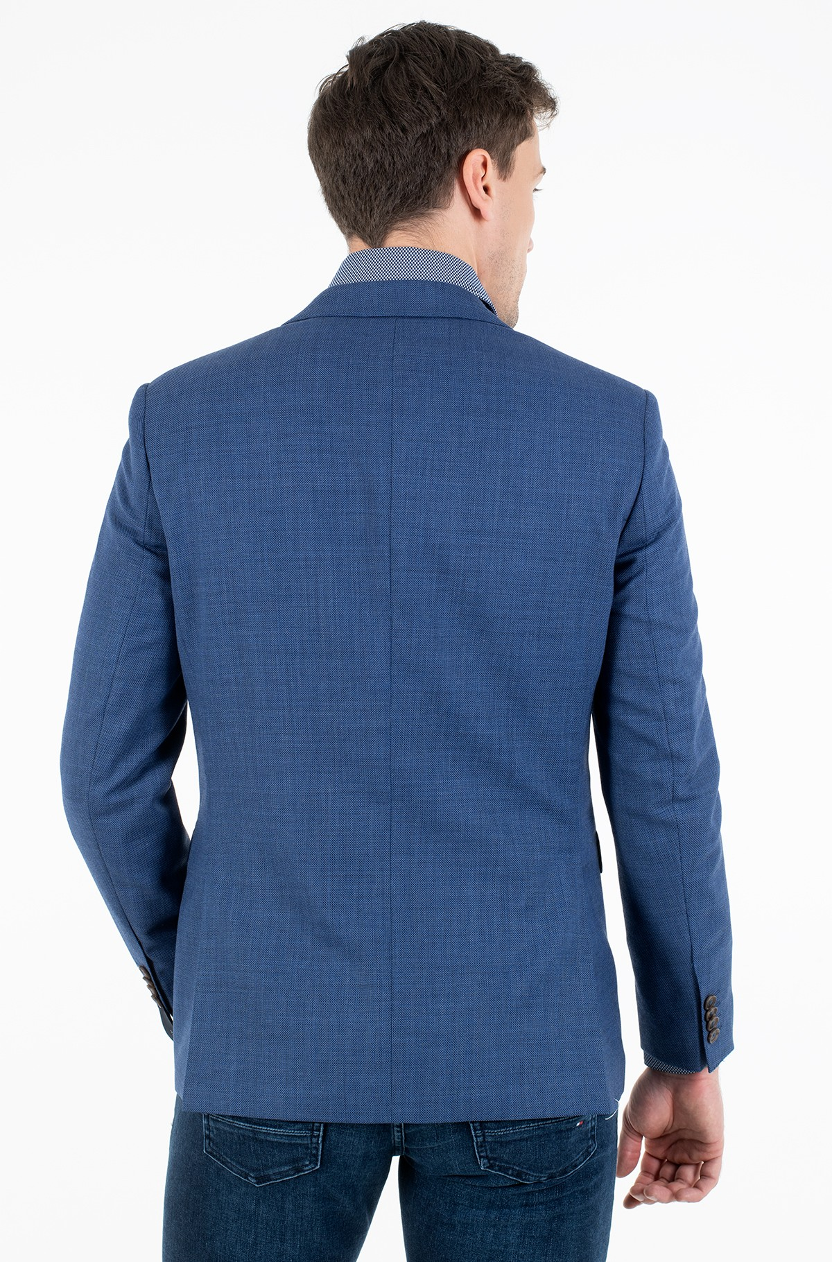 Pintsak SUPER 100 REGULAR FIT BLAZER	-full-2