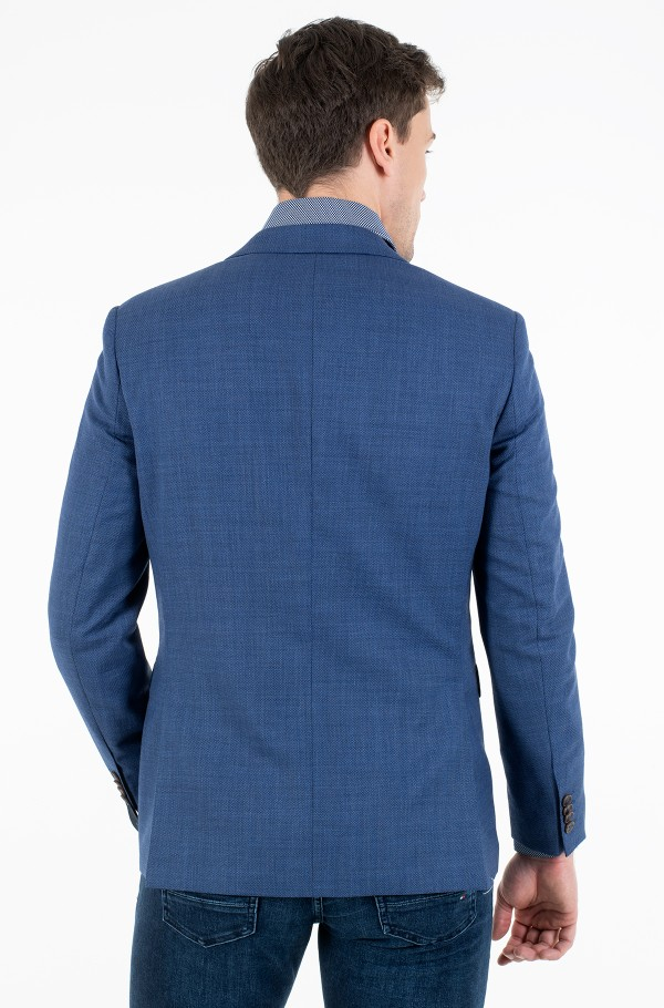 SUPER 100 REGULAR FIT BLAZER-hover