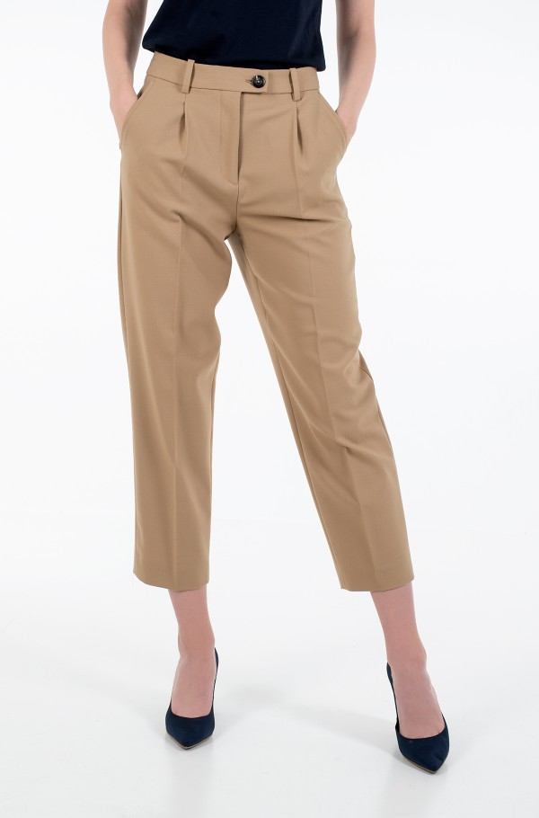 ICON WOOL TAPERED AL PANT