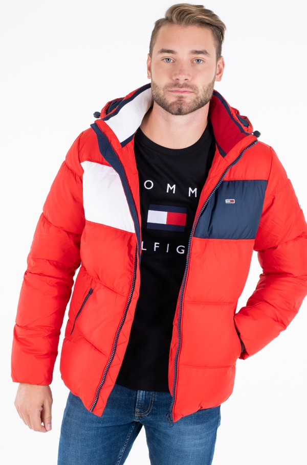 TJM COLORBLOCK PADDED JACKET