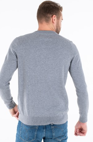 Sweater ESSENTIAL V NECK SWEATER-2