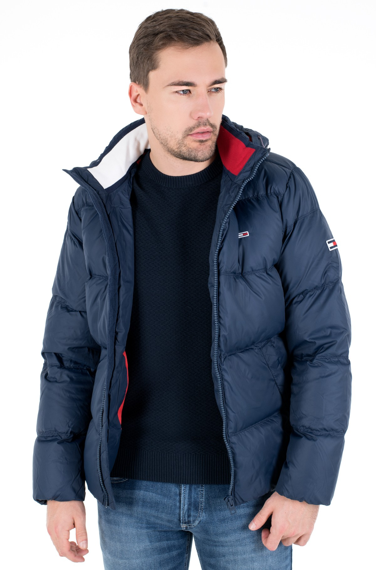 Jaka TJM ESSENTIAL DOWN JACKET-full-1