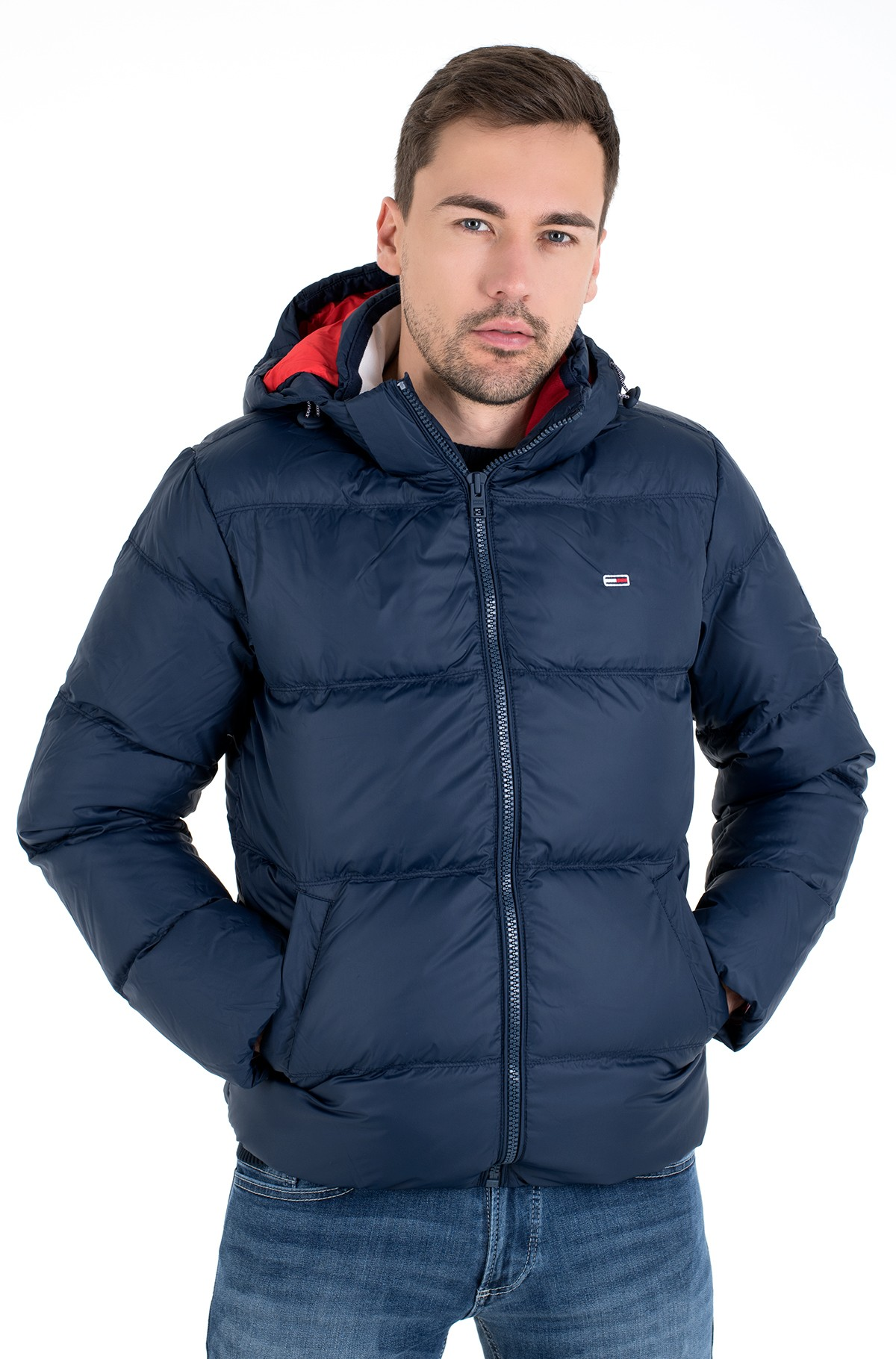 Jaka TJM ESSENTIAL DOWN JACKET-full-2