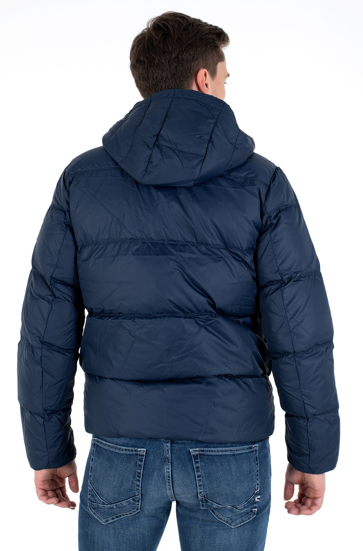 Jaka TJM ESSENTIAL DOWN JACKET-full-3