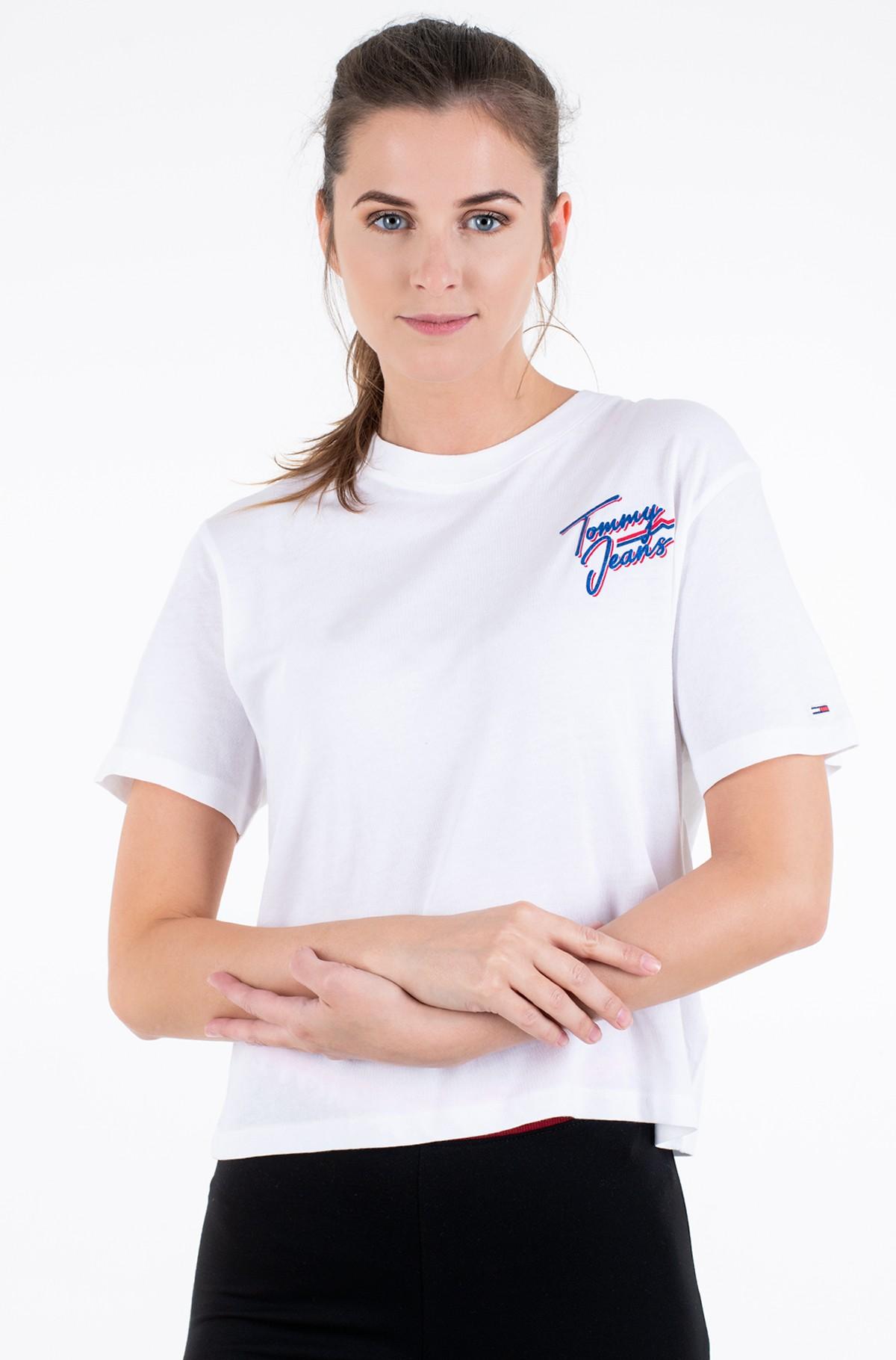 T-krekls TJW BACK LOGO TEE-full-1