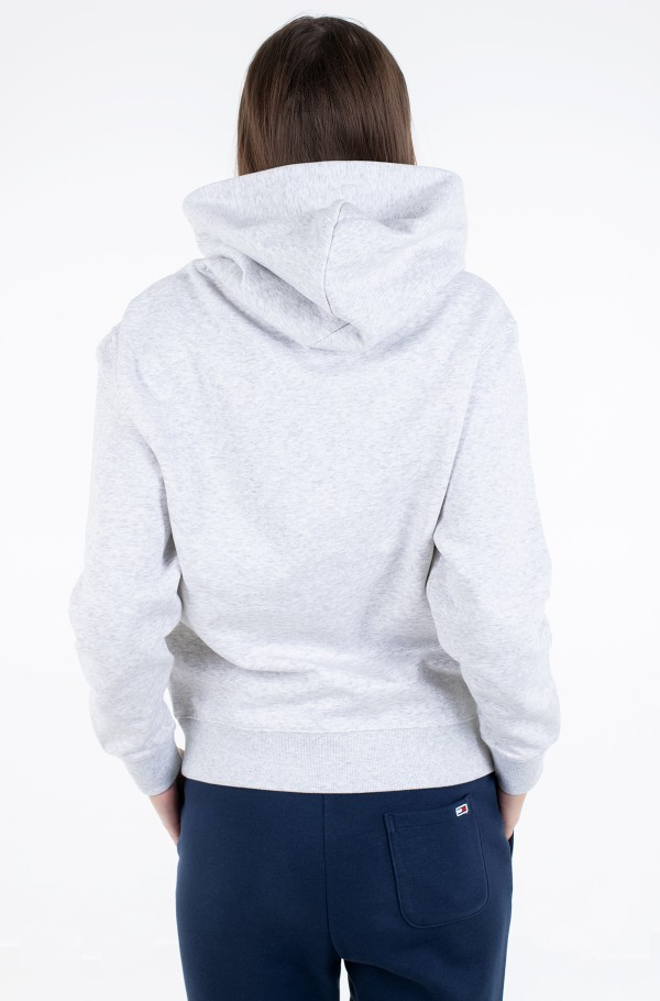 TJW LINEAR LOGO HOODIE-hover