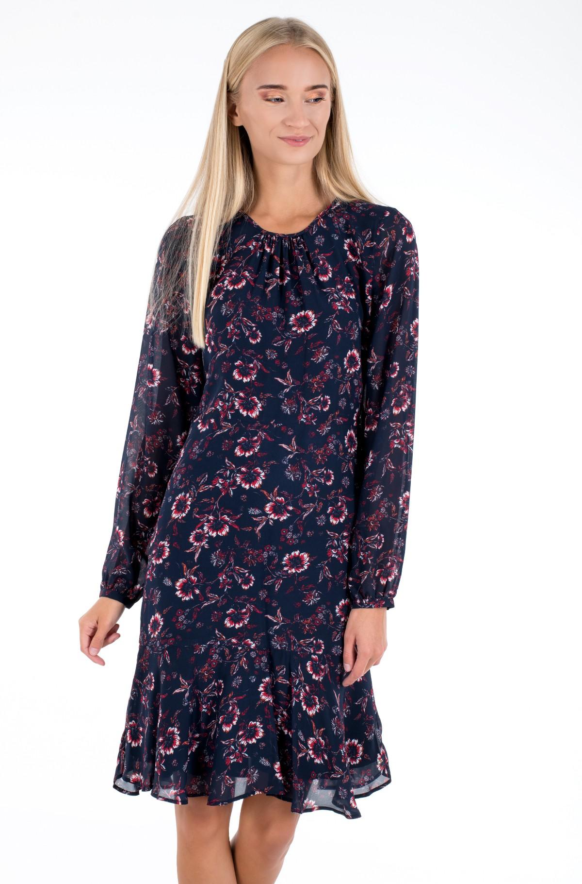 Suknelė AMIA SKATER DRESS LS-full-2