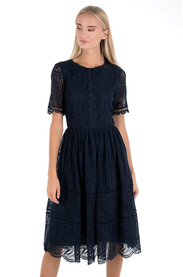 OC F&F LACE DRESS SS
