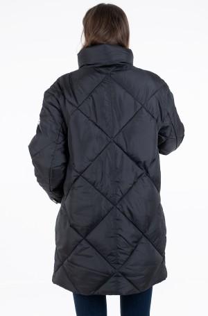 Jacket TJW DIAMOND QUILTED COAT-2