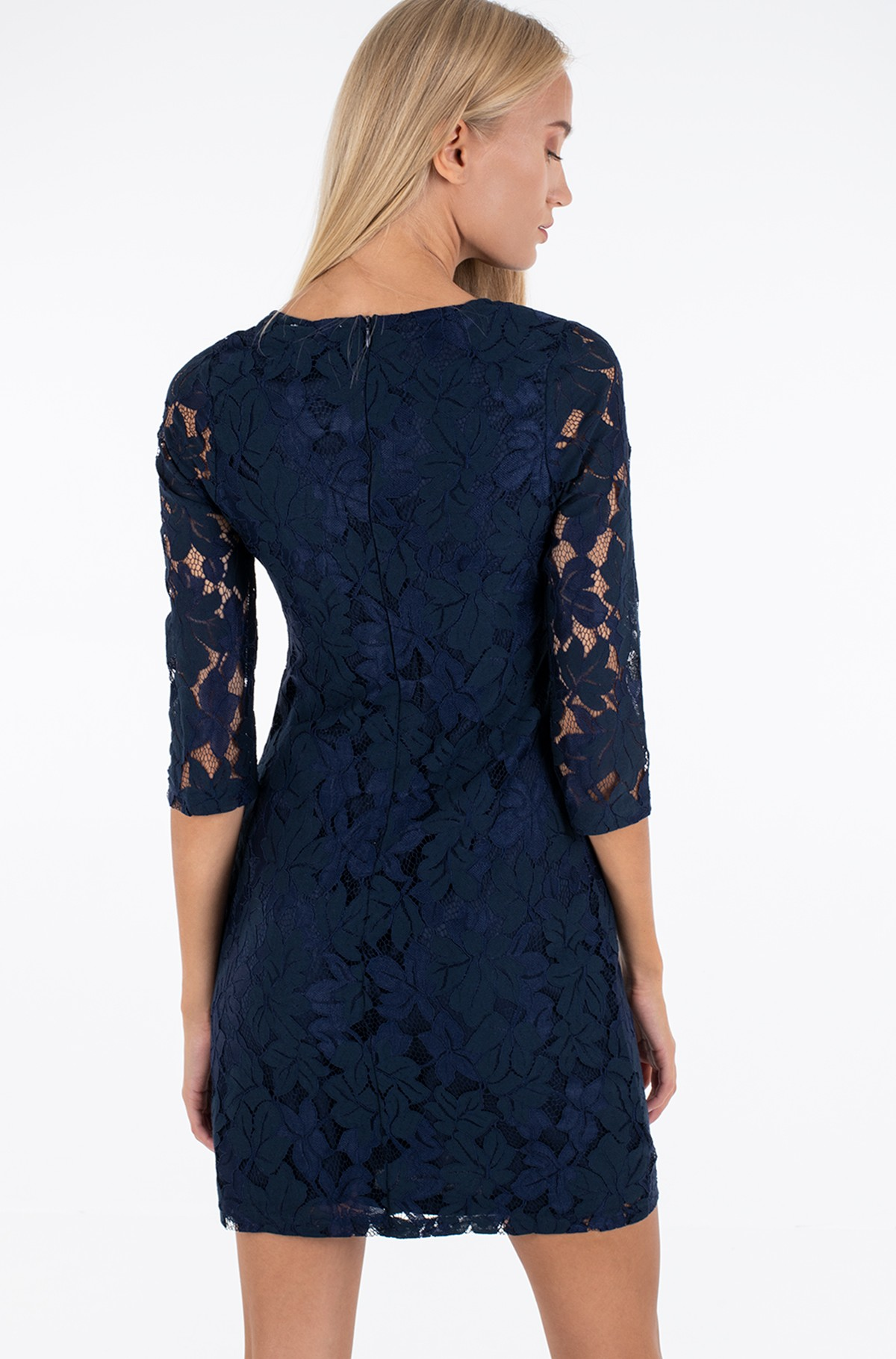 Suknelė su nėriniais N171H20-full-2