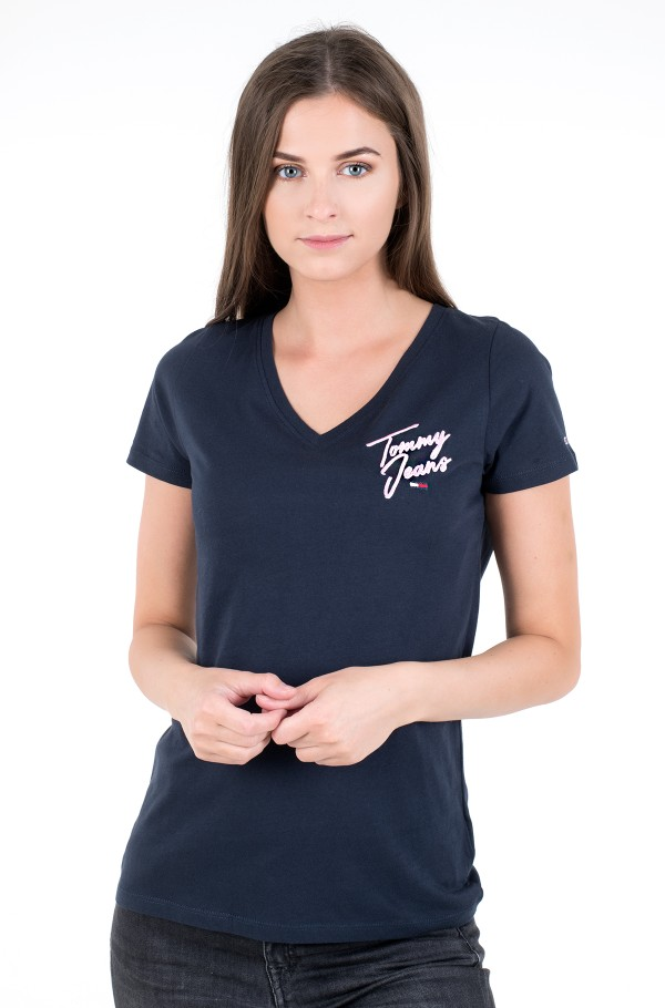 TJW ESSENTIAL V-NECK TEE
