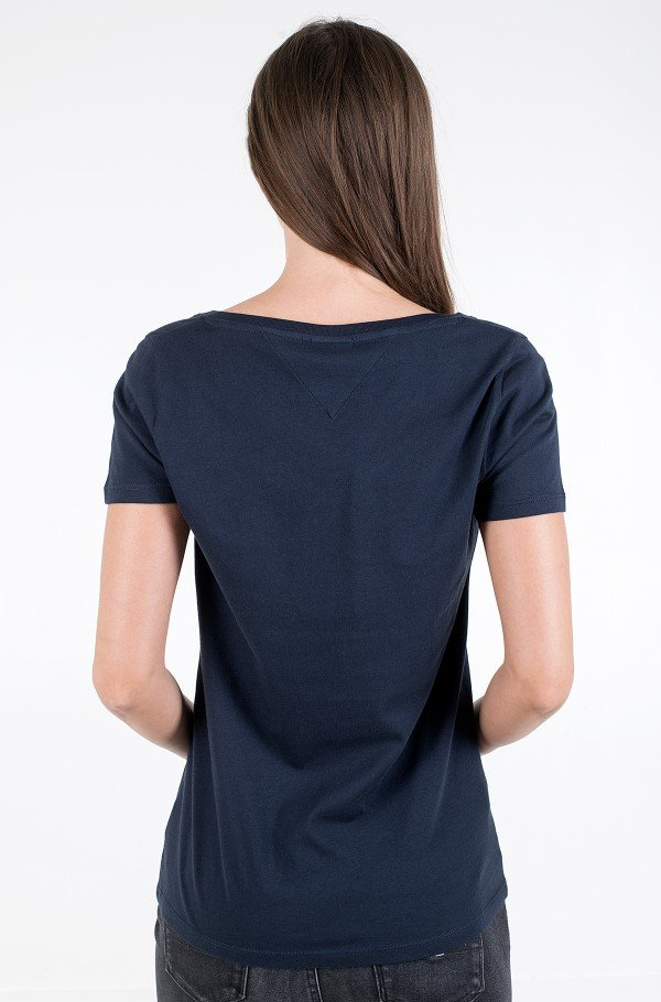 TJW ESSENTIAL V-NECK TEE-hover