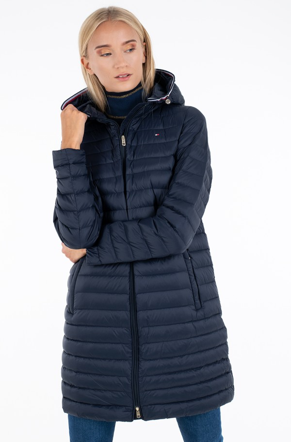TH ESS LW DOWN PACKABLE COAT-hover