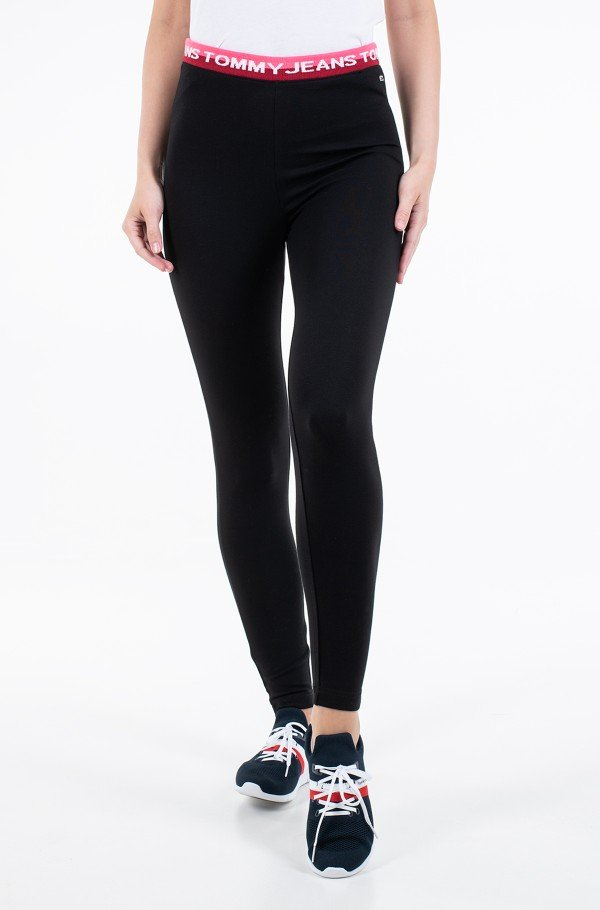 TJW BRANDED WAISTBAND LEGGING