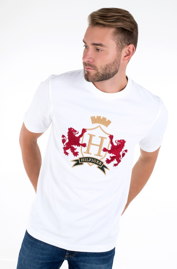 ICON FAMILY CREST RELAX FIT TEE