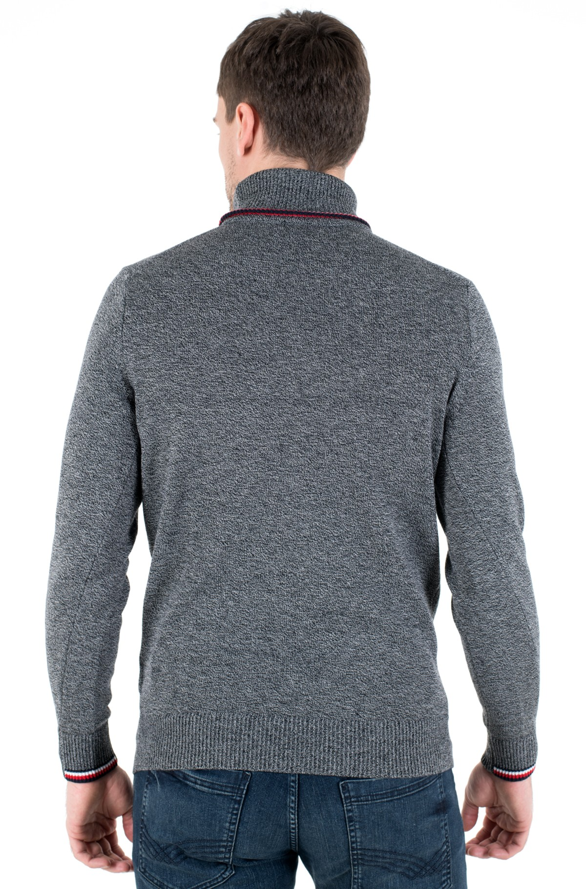 Sweater 2 MB TH WARM ROLL NECK-full-2