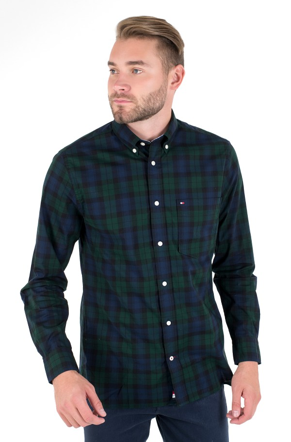 FLEX BLACK WATCH CHECK SHIRT