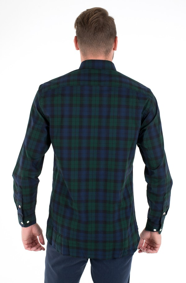 FLEX BLACK WATCH CHECK SHIRT-hover