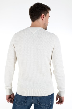 Knitwear WEAVE STRUCTURED SWEATER-2