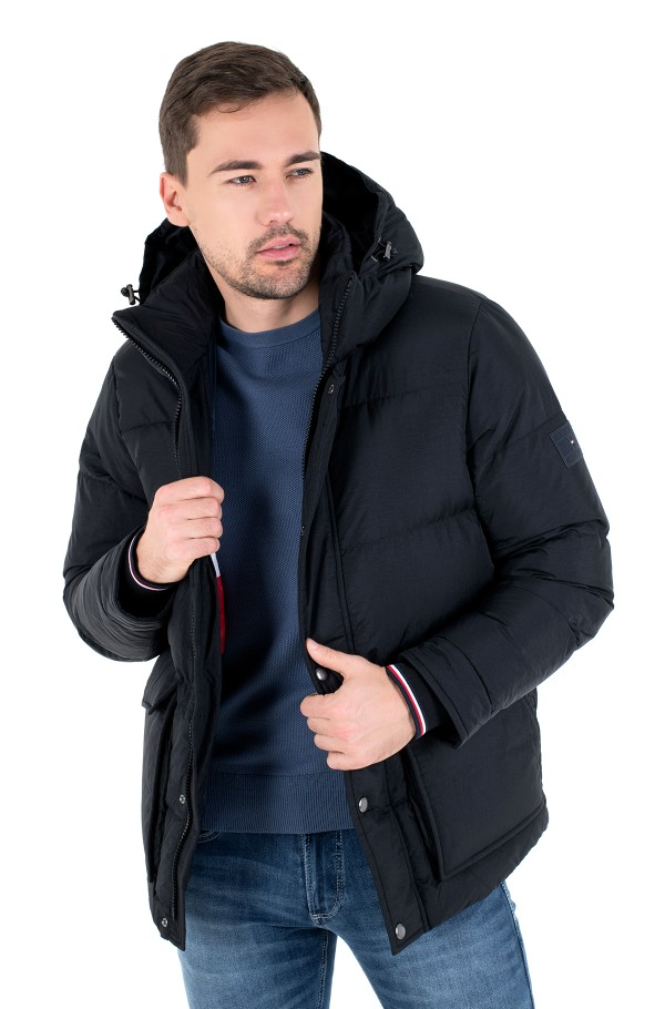TOMMY DOWN HDD JACKET