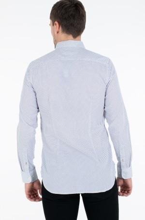 Marškiniai SLIM MICRO PRINT TWILL SHIRT-2