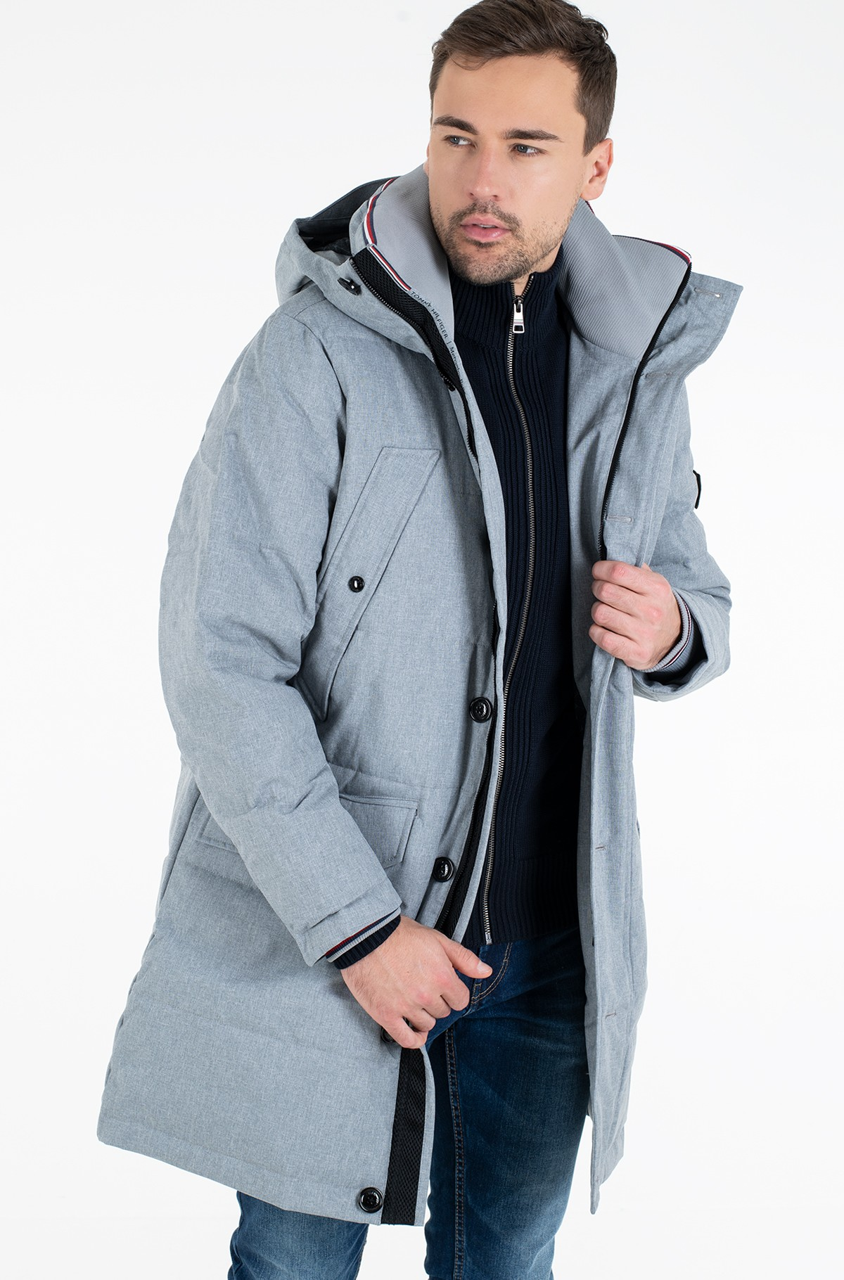Parka 2 MB QUILTED PARKA-full-1