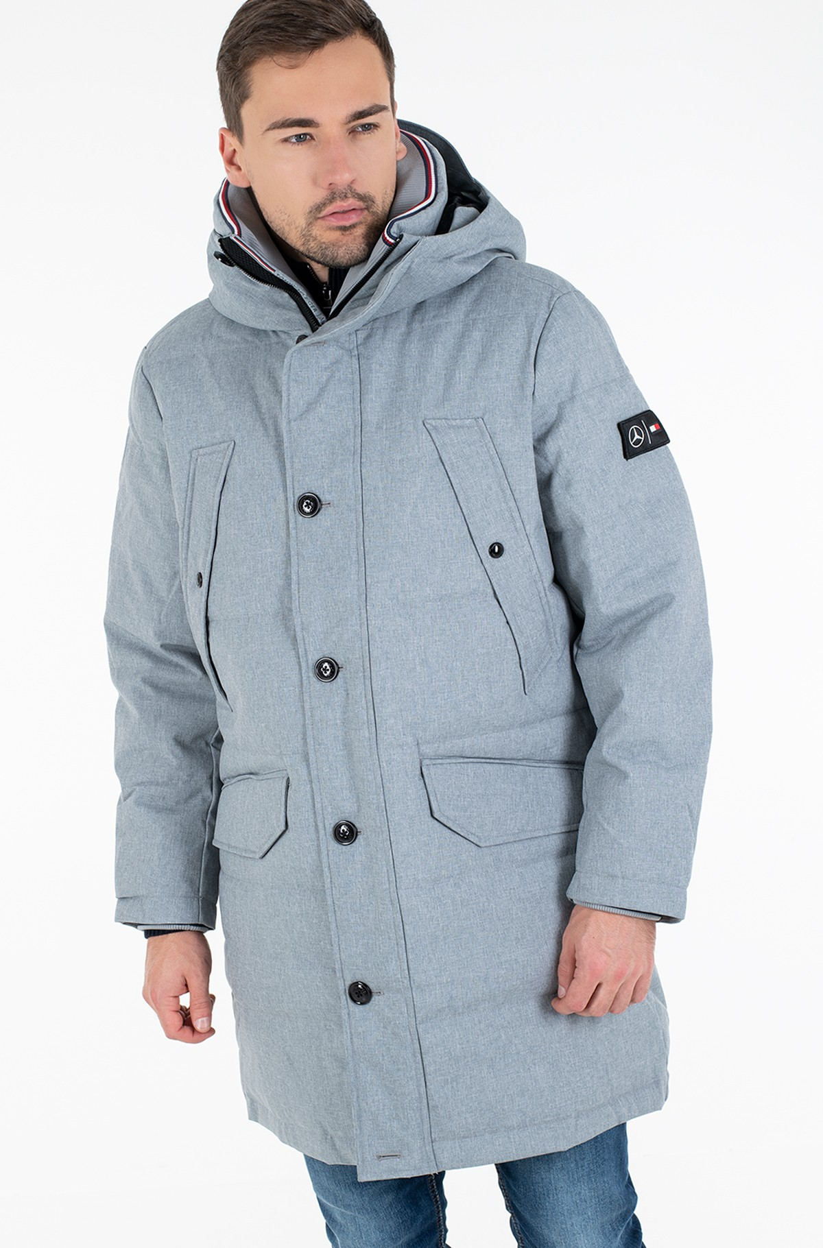 Parka 2 MB QUILTED PARKA-full-3