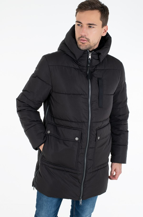 TJM CASUAL PUFFER PARKA-hover