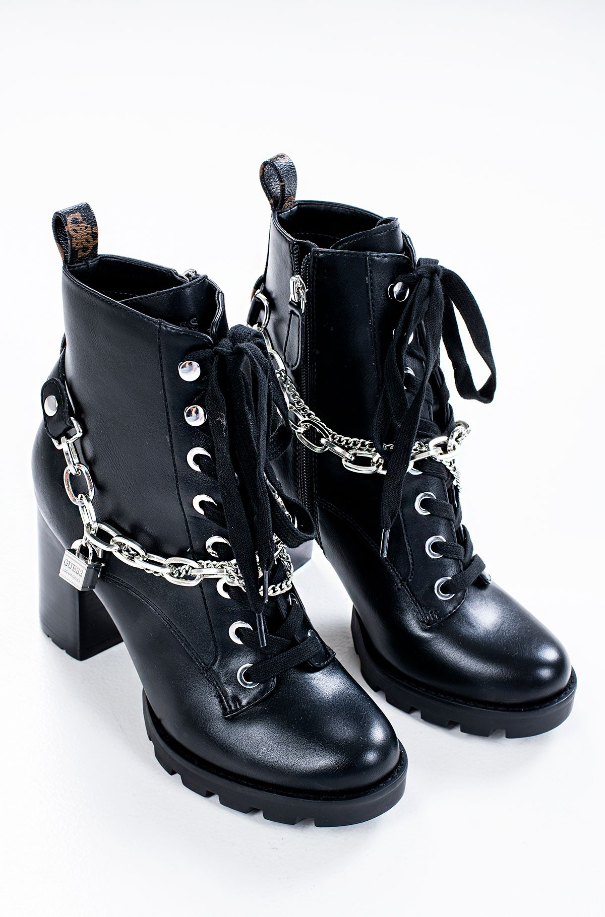 Ankle boots FL7RAL ELE10-full-1