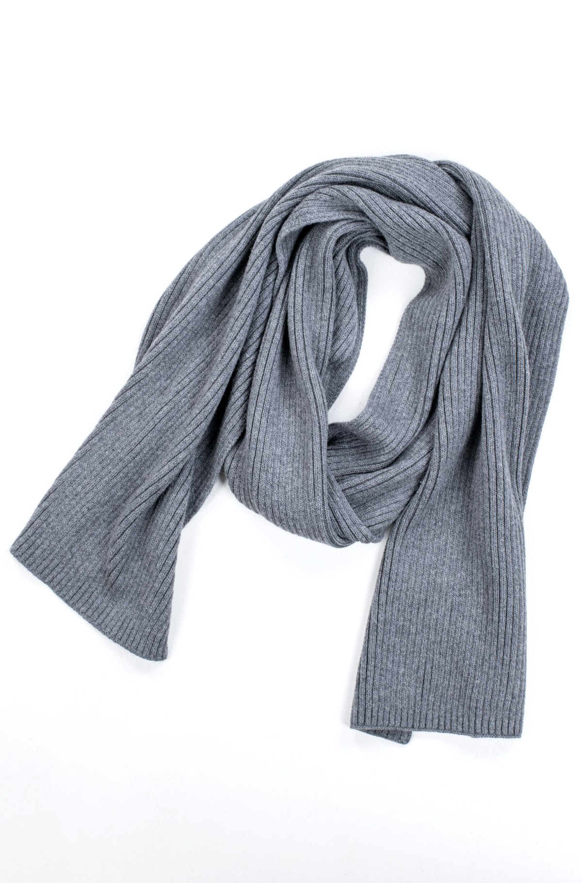 Sall KNITTED SCARF 30X180CM-full-1