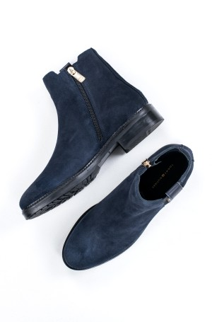 Aulinukai TH INTERLOCK SUEDE FLAT BOOT-2