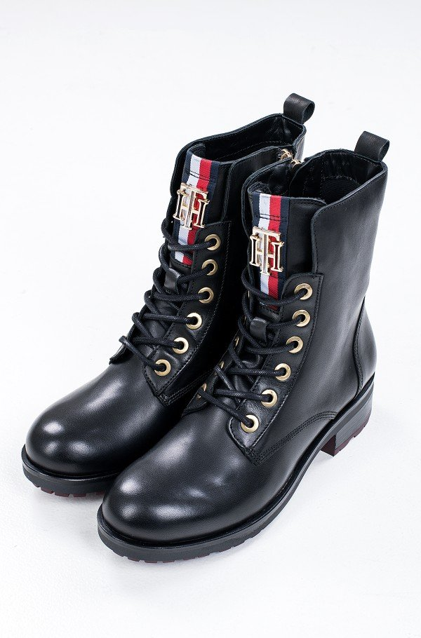 TOMMY ESSENTIAL BIKER BOOT