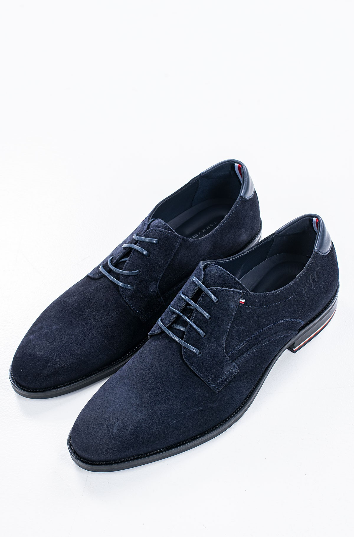 Shoes SIGNATURE HILFIGER SUEDE SHOE-full-1